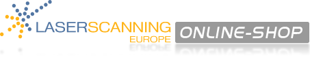 Laserscanning Europe - Online-Shop
