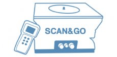 Scan&Go-System