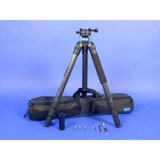 Carbon Tripod with Quick Release for FARO Focus 3D and Trimble TX5