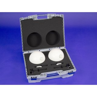 FLEXI XXL Laser Scanner Reference Sphere Set with individual accessories