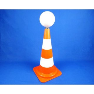 Set consisting of 3 laser scanning traffic cones