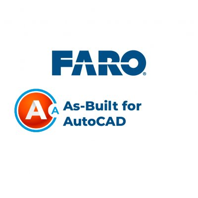 FARO As-Built for AutoCAD