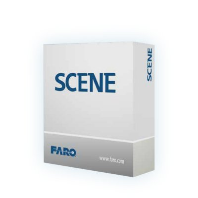 Rent FARO Scene 2019  for 1 week
