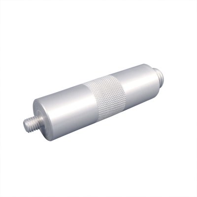 Prism pole adapter 5/8 inch for reference spheres (145mm/5.7 in)