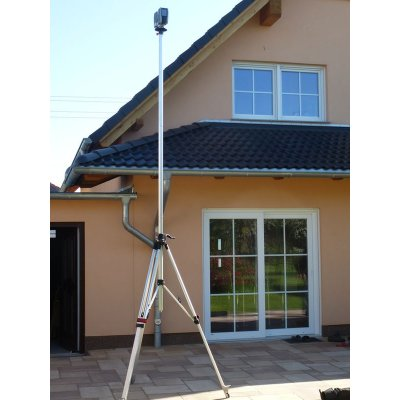 2-Way Telescope Tripod with 3D Safety Adapter for FARO Focus S and M