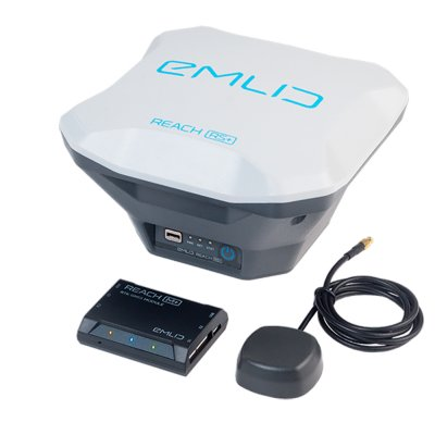 EMLID Reach M+ UAV-Mapping-Kit