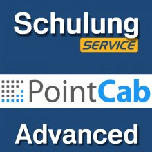 PointCab training for advanced users online
