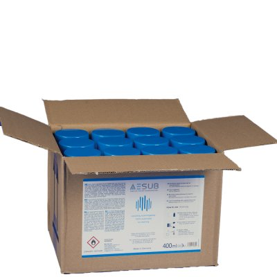 AESUB blue - Set di 12 bombolette di spray antiriflesso