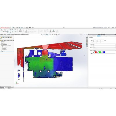 Arena4D PointClouds for SolidWorks (Standard) - Annual License