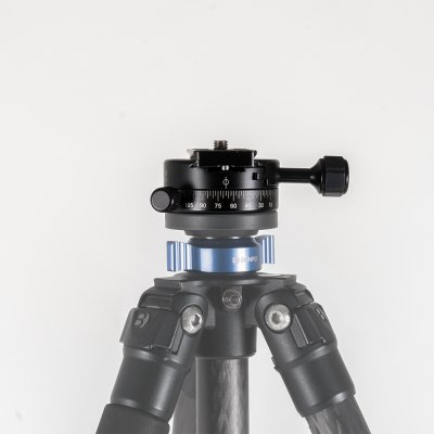 Quick Release for Laser Scanner Carbon Tripod for FARO Focus