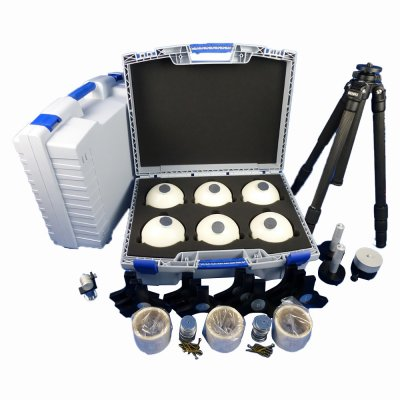 Laser scanning starter kit for FARO Focus