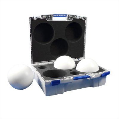 Laser Scanner Reference Sphere Set XXL with 3 spheres