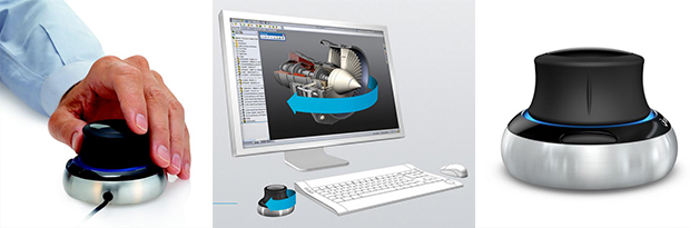 3D CAD mouse available